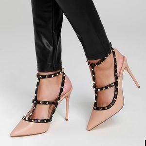 NWT Lulus Heels